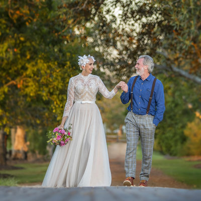 Australia Queensland wedding by Martin Vaughan Photography
