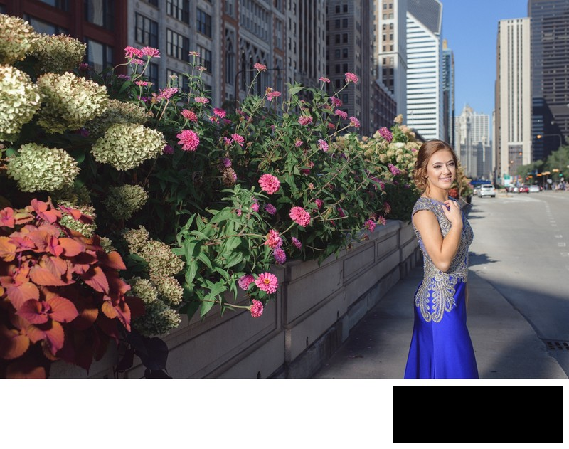 chicago high school senior teen tween photographer fashion inspired portraiture amy aiello photography