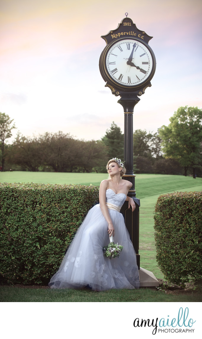 Chicago bridal fashion photographer high end wedding photographer alice padrul wedding gown annie occasion flowers naperville country club brides by kelly hair and makeup