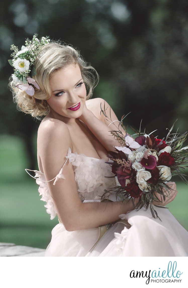 Chicago bridal fashion photographer high end wedding photographer ...