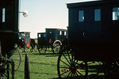 Amish Photographs