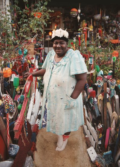 US Outsider Artists and Folklife