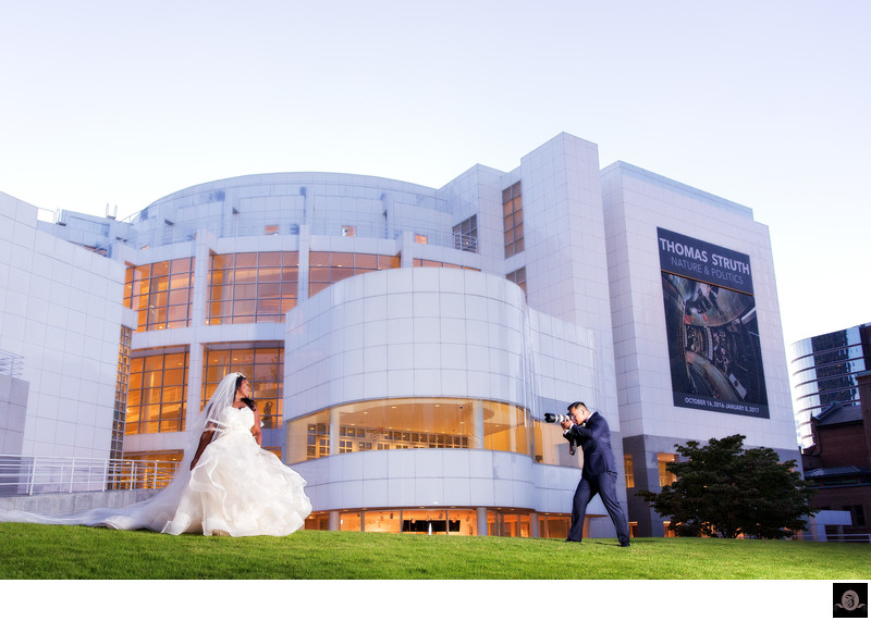 High Museum Wedding Photographers