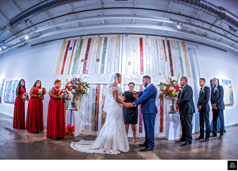 Mason Fine Art Wedding