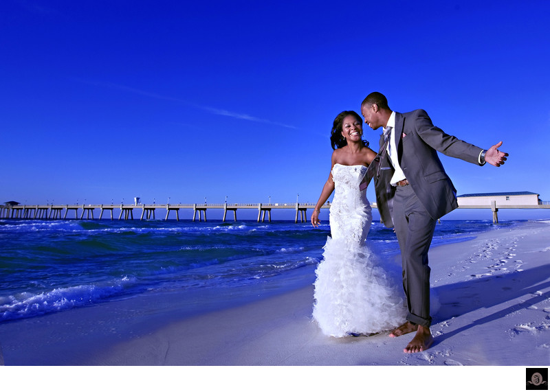 Destination Beach Wedding Photography