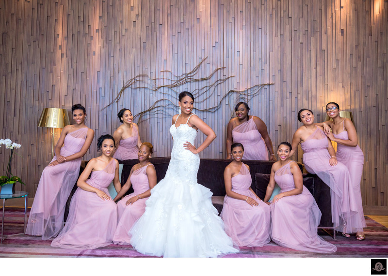 Hyatt Centric Midtown Wedding