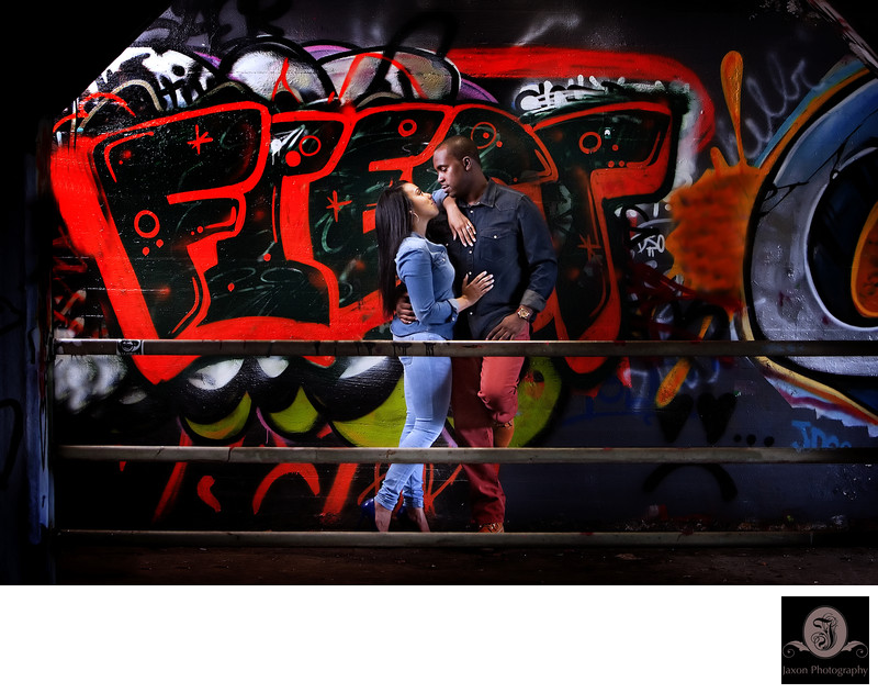 Krog Street Tunnel Engagement