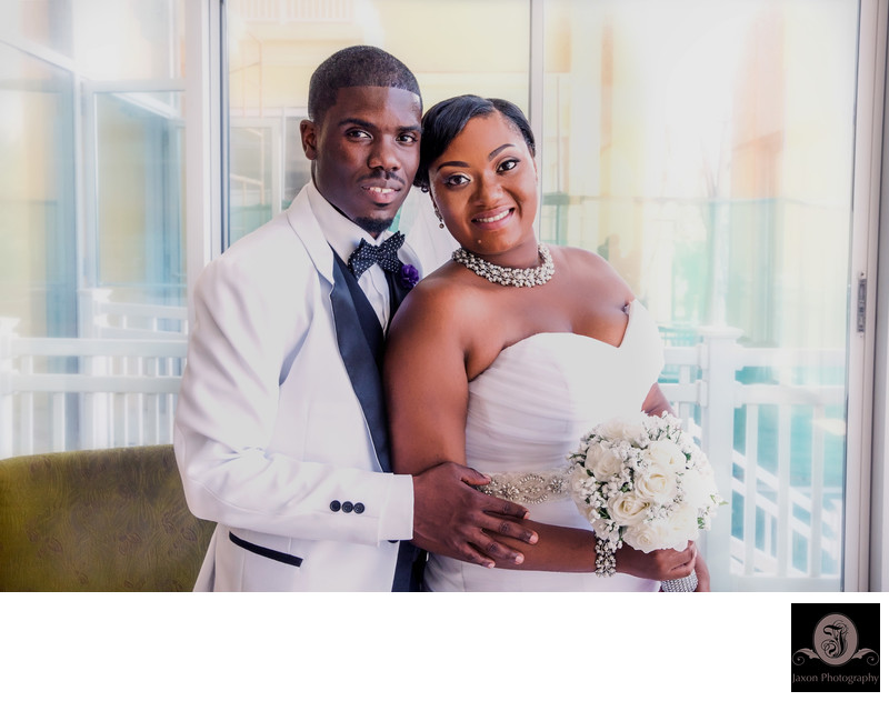 St. Kitts Marriott Resort Wedding
