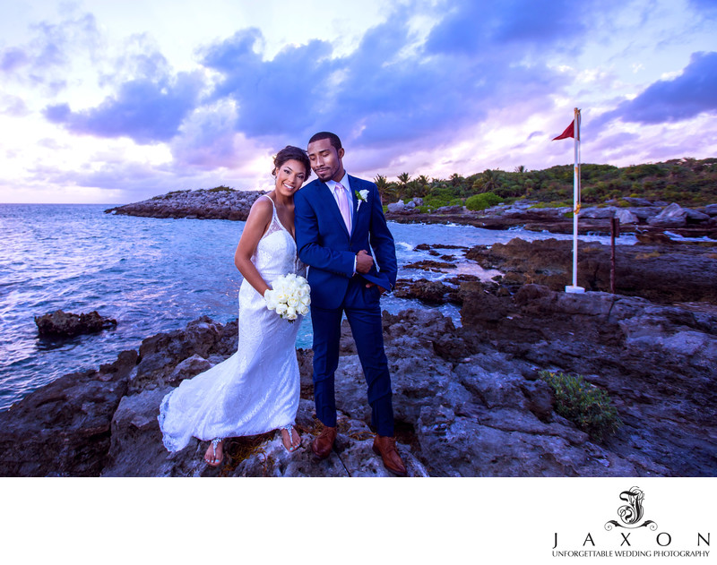 Occidental Xcaret Wedding Photographers