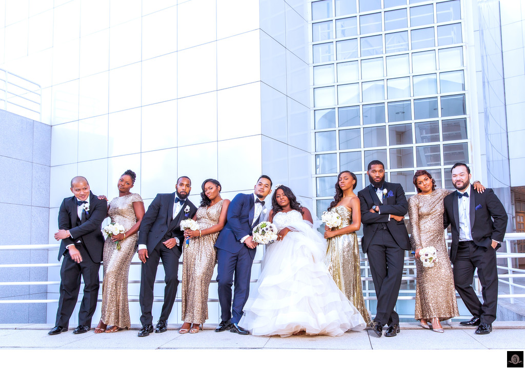 High Museum Wedding Photographer