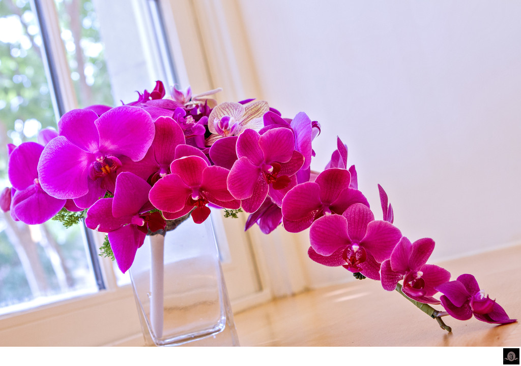Brides Orchid Bouquet