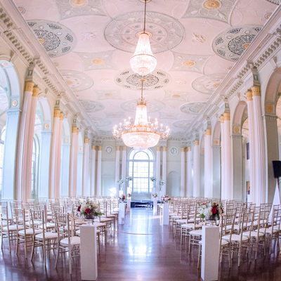 Creative Biltmore Ballrooms Wedding Photography