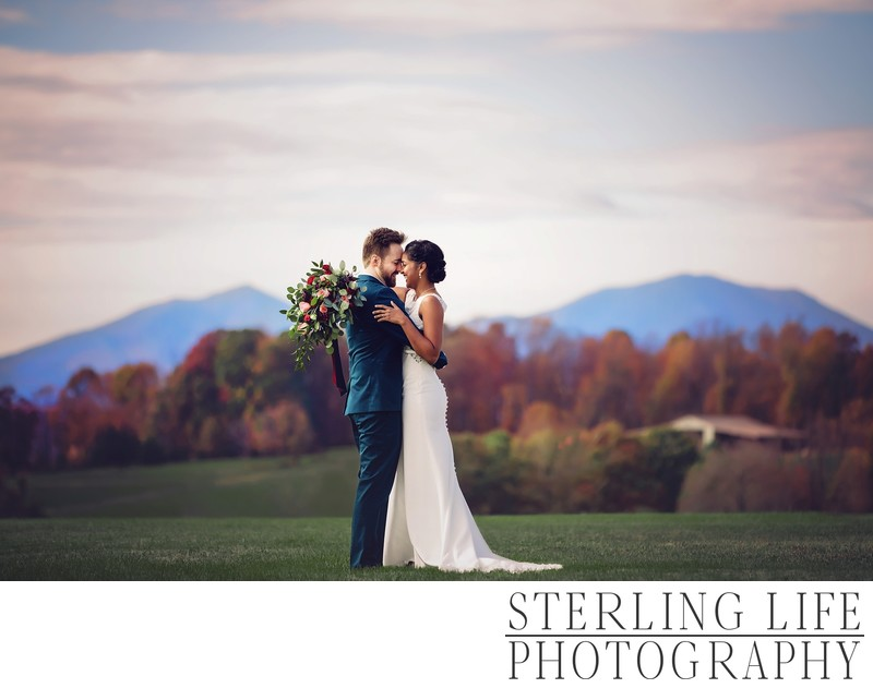 Mountain View Wedding Virginia