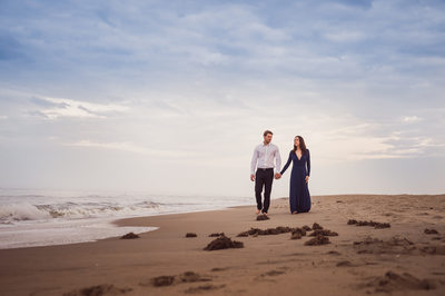 Virginia Beach Engagement