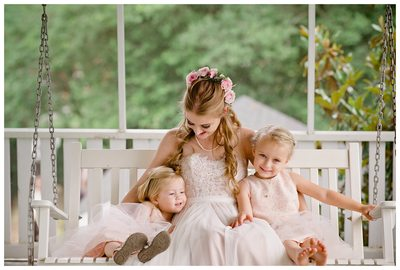 Wolftrap Farm Wedding