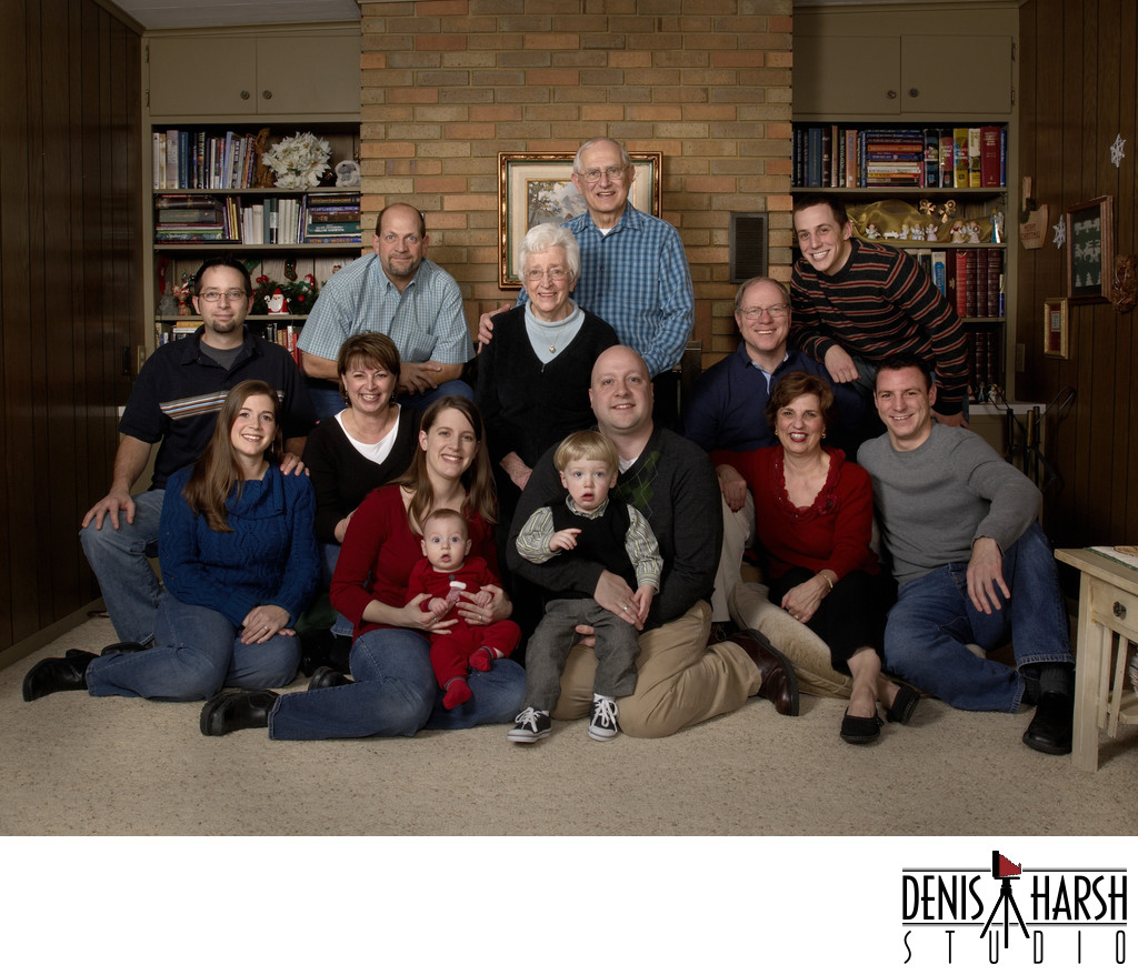 Family Photographers Bloomington Normal Peoria Champaign