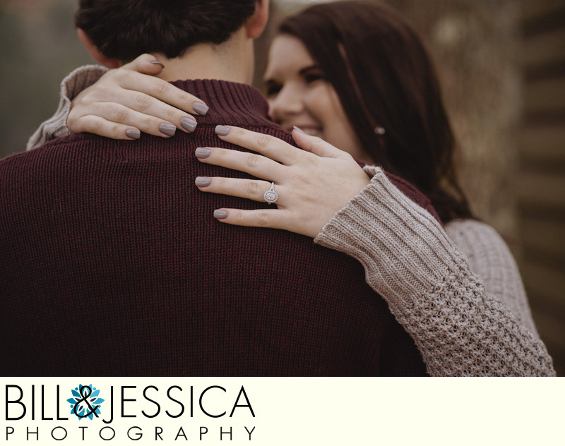 Engagement Photographer In Chatsworth GA