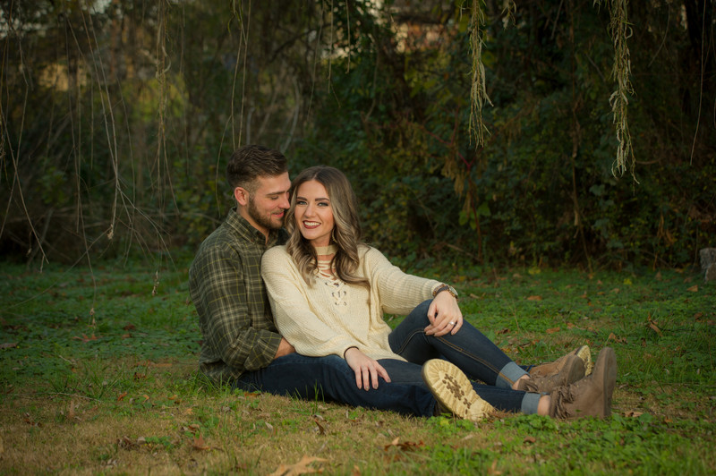 Ringgold Engagement Photographer