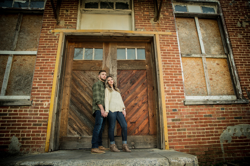 Chattanooga Engagement Photographer