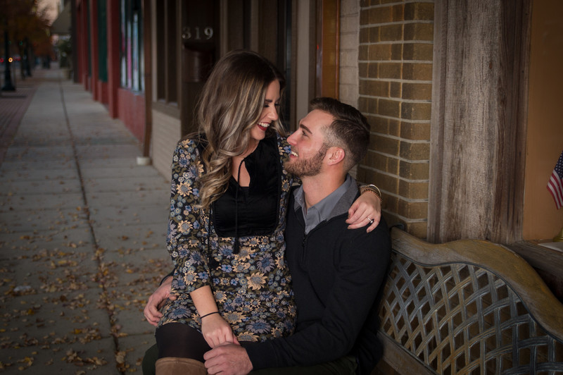 Dalton Engagement Photographer