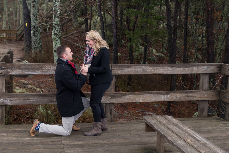 Proposal Fort Mountain Chatsworth Ga