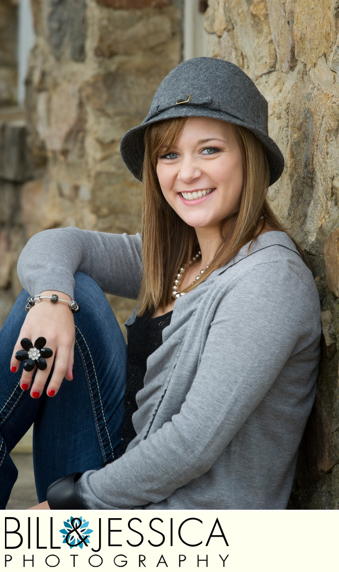 Ellijay and Jasper Senior Photographer