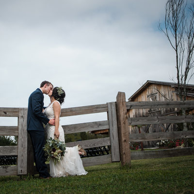 Cloer Barn Wedding Photographers