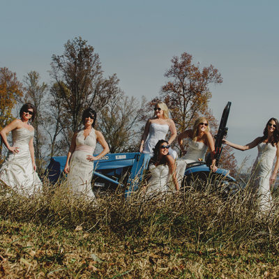 Put the WOW In Your Wedding Photography in Chattanooga