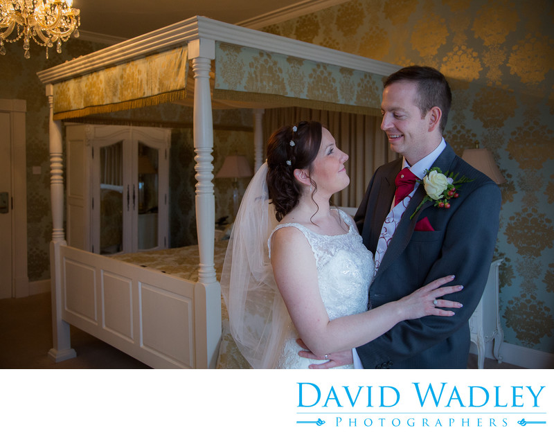 Warwick House Bridal Suite