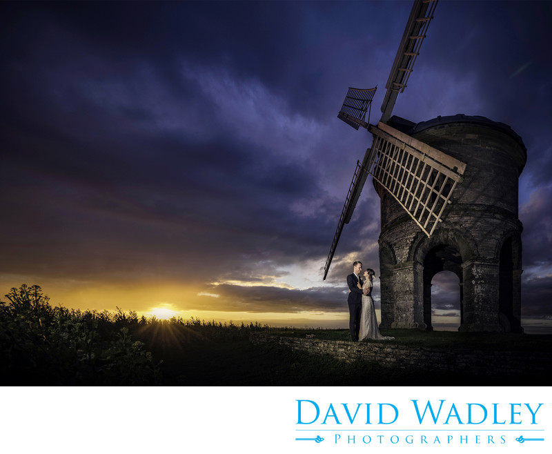 Windmill for Warwick House Wedding