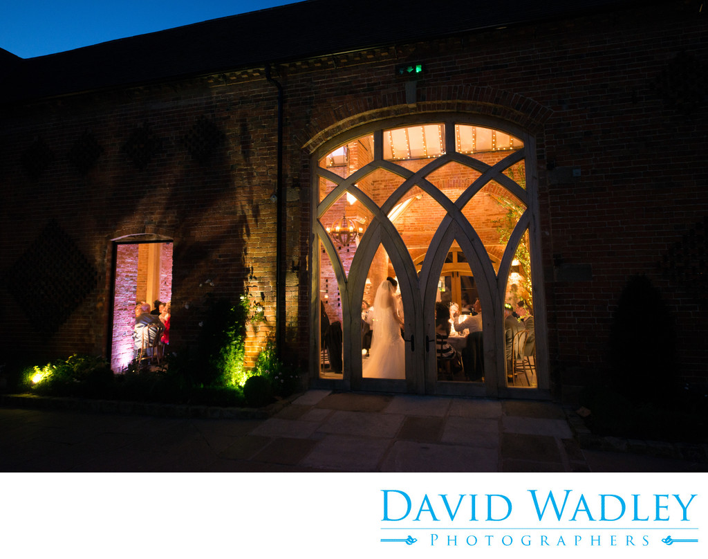 Wedding at Shustoke Barns in Coleshill Nr Birmingham.