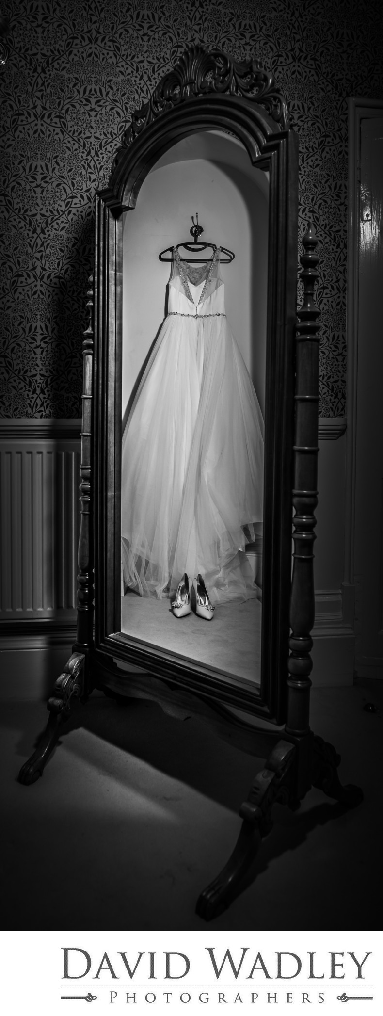 Grafton Manor Wedding Dress in Mirror