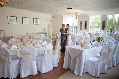 Wedding Breakfast at Warwick House