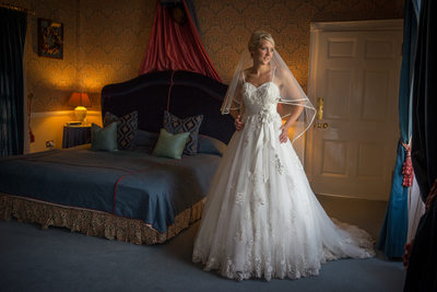 Wedding Photographers for Grafton Manor.