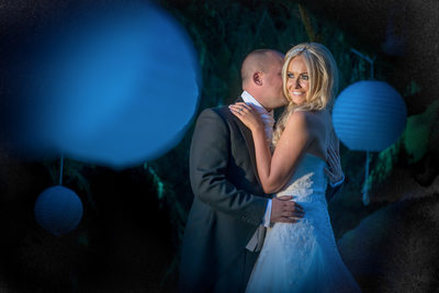 Blue Lanterns Wedding at Moor Hall Hotel