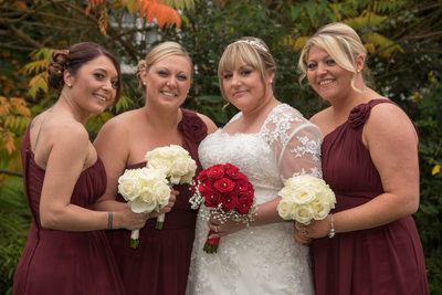 Brook Marston Farm Hotel Bridemaids