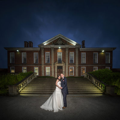Bosworth Hall Hotel Wedding