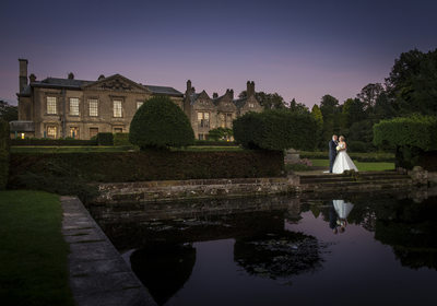 Wedding Evening for Bride & Groom at Coombe Abbey Hotel