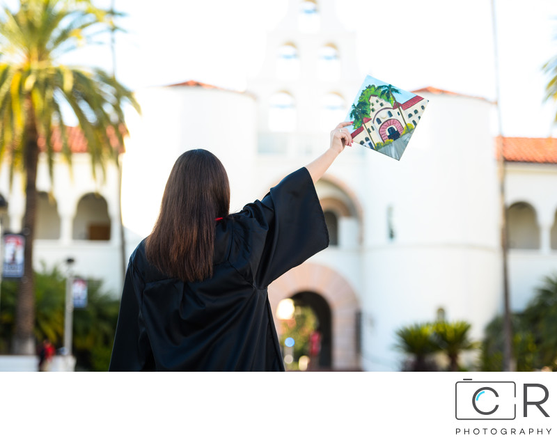San Diego State University Graduation Photography 5