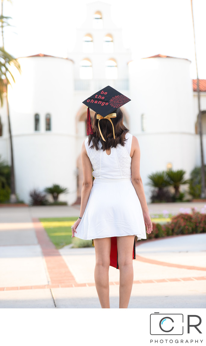 San Diego State University Graduation Photography 4