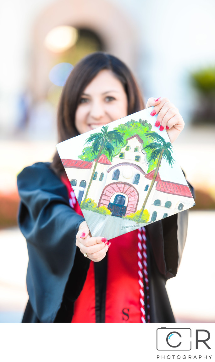 San Diego State University Graduation Photography 7