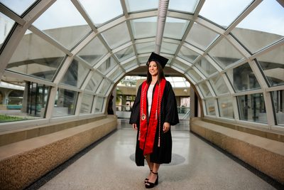 San Diego State Graduation Photography