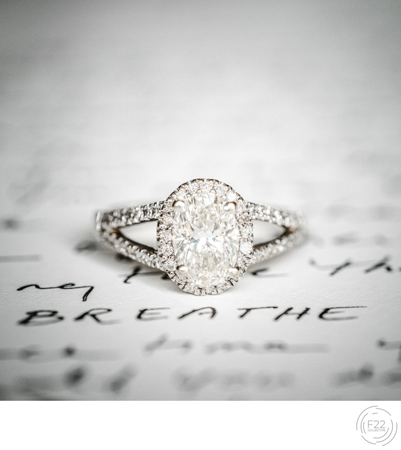 Engagement Ring Breathe