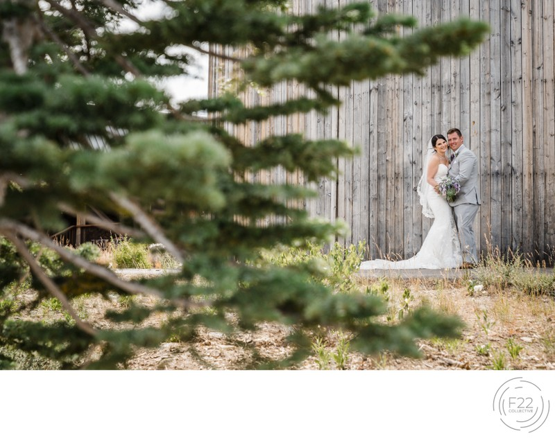 Lake Tahoe Wedding Photography: Zephyr Wedding Couple