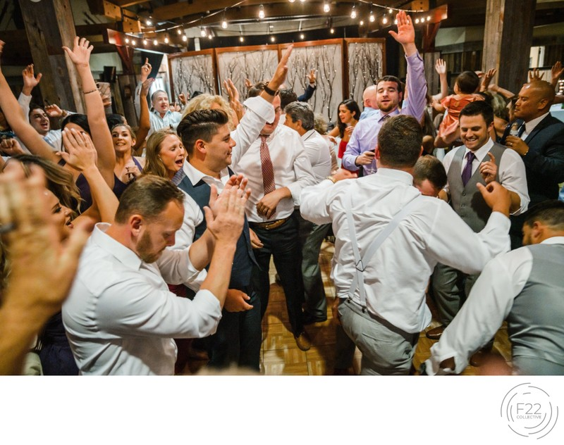 Lake Tahoe Wedding Photography: Wedding Dancing Zephyr