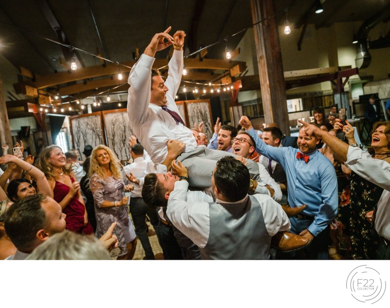 Lake Tahoe Wedding Photographer: Wedding Dancing Zephyr