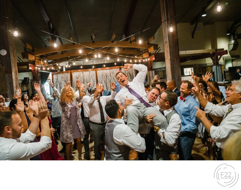 Lake Tahoe Wedding Photography: Zephyr Dance Party
