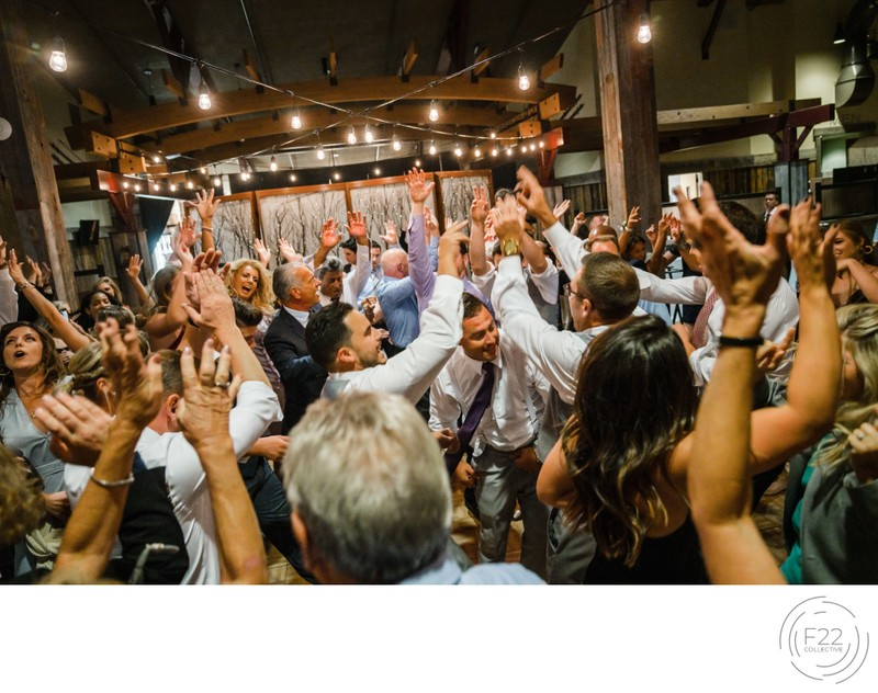 Lake Tahoe Wedding Photography: Zephyr Wedding Dancing