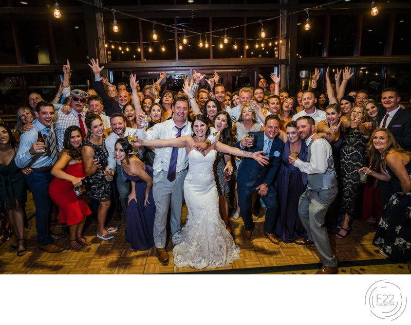 Lake Tahoe Wedding Photography: Zephyr Wedding Guests