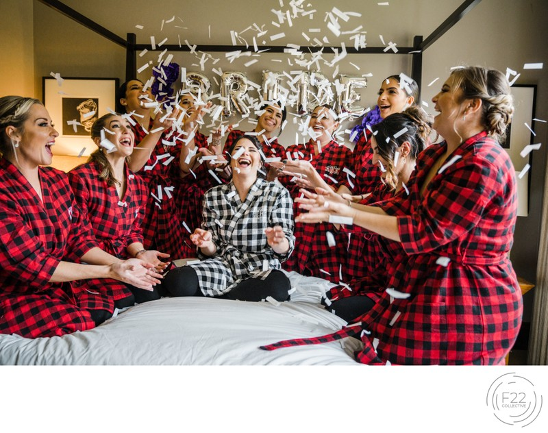Top Zephyr Lodge Wedding Photographer: Celebration
